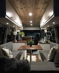 Van Interior Design Unique Decorating Ideas