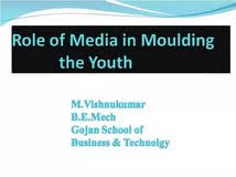 essay about media influence on youth all english news paper essay about media influence on youth