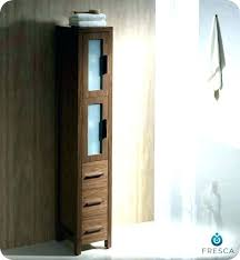 Tall White Bathroom Storage Cabinet Tall White Bathroom Storage