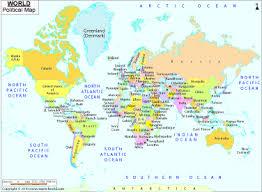 world map printable ile ilgili görsel sonucu World Map Printable