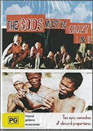 com the gods must be crazy i the gods must be crazy ii  the gods must be crazy the gods must be crazy ii 2 dvd