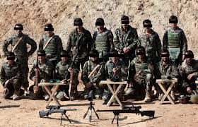 Marine Corps Scout Sniper Welcome To Shottimes Net Afghan Soldiers Train With The Best