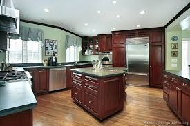 What Color To Paint Kitchen With Dark Cabinets New Design