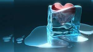 Love 3d Cold Ice 1366x768 HD Wallpapers ...