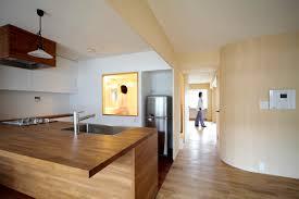Asian Kitchen Design Minimalist Apartment. Innovative Space Define  Apartment Interior Renovation Design Home