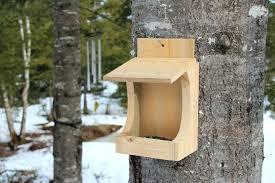 homemade bird feeders plan thunder farm diy wooden bird feeder plans