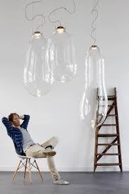 The Big Bubble Hanglamp Transparant In 2019 Vide Hal Glazen