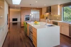 mahogany kitchen contemporary san francisco