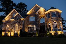 exterior up lighting. night vision exterior traditional with up lighting atlanta door dealers and installers p