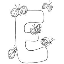 Small Picture Top 10 Free Printable Letter E Coloring Pages Online
