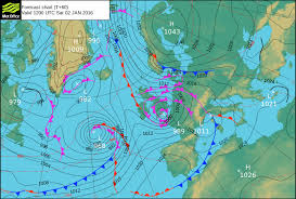 How To Read Weather Charts