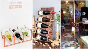 diy wine rack. Simple Diy 20 Incredible DIY Wine Rack Ideas Youu0027ll Want To Build Right Now   Homesthetics Inspiring Ideas For Your Home With Diy 8