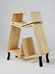Creative Furniture Design Unusual Furniture Ideas Creative Jaguar Bookshelf Gray Color