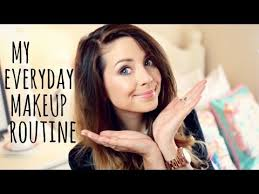 2016 i zoella makeup tutorial my everyday makeup look zoella mugeek vidalondon