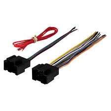 american international� gwh406 aftermarket radio wiring harness Jeep OEM Wiring Harness at Oem Style Wiring Harness