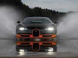 For one thing, the company glues them to the wheel. How The Bugatti Veyron Is Made