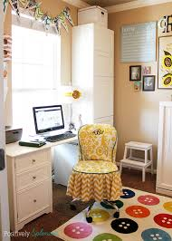 eclectic crafts room. Bright And Eclectic Sewing Craft Room Crafts O
