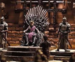 life size iron throne iron throne room playset