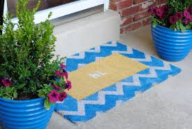 Fast Feng Shui : Create Welcome With A Doormat | The Tao of Dana