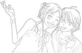 Eccezionale Disegni Manga E Anime Tumblr Da Colorare Migliori
