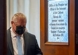 .doug ford will be joined by christine elliott, deputy premier and minister of health, solicitor general sylvia jones, and dr. Doug Ford To Make Schools Announcement Today Leans Towards Staying Closed For Remainder Of School Year Sources Say The Globe And Mail