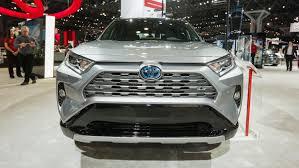 Rav4 Ev Range Chart Rav4 Ev Sounds Unlikely As Toyota Doubles Down On Hybrid