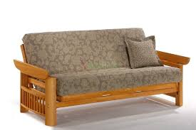 futon sofa bed. Futon Sofabed Night And Day Portofino Honey Oak | Xiorex Sofa Bed