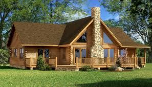 The Red River Is One Of The Many Log Cabin Home Plans From Log Cabin Home Log Home Design Log Cabin Kit Home Plan Log House