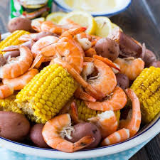 instant pot low country boil y