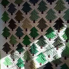 19 best Pine tree quilts images on Pinterest | Pictures, Beads and ... & This quilt looks a lot like mine! But the quilting is different. Adamdwight.com