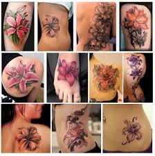 14 úžasné Lily Tetování Vzory S Obrázky Styly V životě