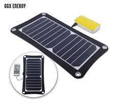 Ggx Energie 65 Watt Draagbare Zonnepaneel Oplader Voor Wandelen