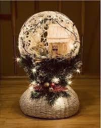 Diy String Ball Decorations Best DIY String Balloon Basket