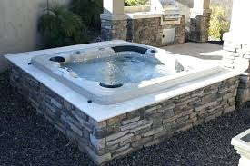 costco hot tubs hot tub designs mirage pools and spas custom in ground acrylic above sizes