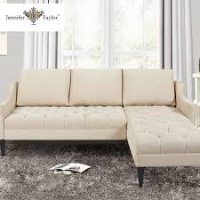 Home Furniture Fabric Sofa Design L Shaped