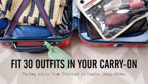 stylebook closet app fit 30 outfits in your carry on the tools techniques you need to fit it all