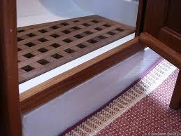 teak shower insert excellent teak shower mats and floors