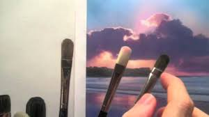 how to choose acrylic paint brushes acrylic painting techniques you