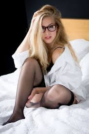 303 best Girls in Glasses images on Pinterest
