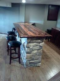 interior wood bar top ideas rustic outdoor detail local 6 wood bar top ideas