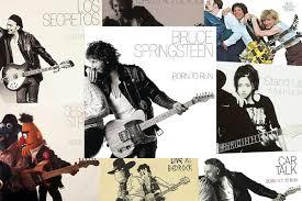 <b>Bruce Springsteen</b> 'Born to Run' Album Cover Copycats