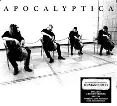 Пластинка виниловая Apocalyptica - Plays <b>Metallica</b> By Four Cellos