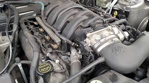 2005 Mustang GT Engine Removal Walkthrough How To #1 - YouTube