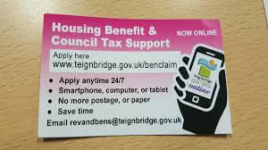 Housing Benefit Form Teignbridge On Twitter Apply Online For Housing Benefit Or Council 15