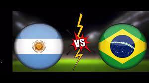 بث مباشر مباراة البرازيل والارجنتين اليوم Live broadcast of the match Brazil  and Argentina today - YouTube