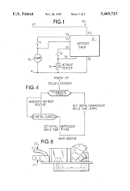 enchanting walk in cooler wiring diagram defrost timer gallery freezer defrost timer wiring diagram at Walk In Freezer Wiring Schematic