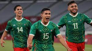 Mexico vs. Brazil: Men's Olympic soccer ...
