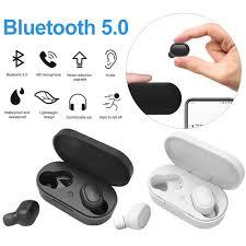 10 PCS <b>TWS M1</b> Bluetooth V5.0 Wireless Earphone <b>True</b> IPX5 ...