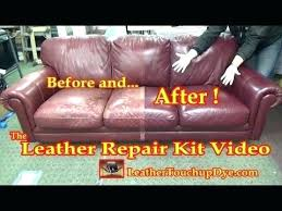 leather sofa repair kit for cat scratches large tear site image west reviews amazon leather sofa repair kit canadian tire