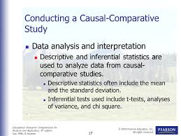 Causal Comparative Study Chapter 9 Causal Comparative Research Ppt Download